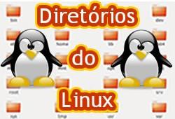 estrutura de diretorios do linux