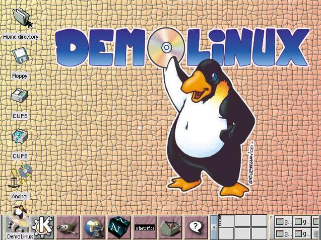 demo linux