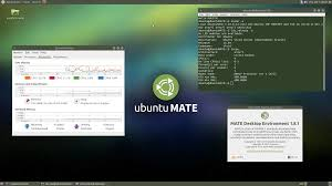 interfaces gráficas - ubuntu com MATE