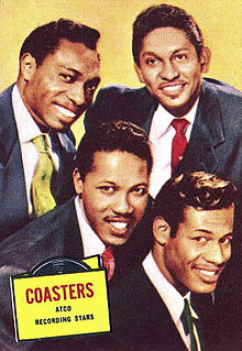 The_Coasters_1957