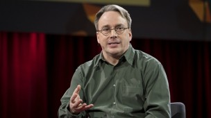 entrevista do linus torvalds no ted