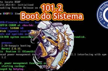 boot do sistema