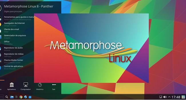 Análise do Metamorphose Linux