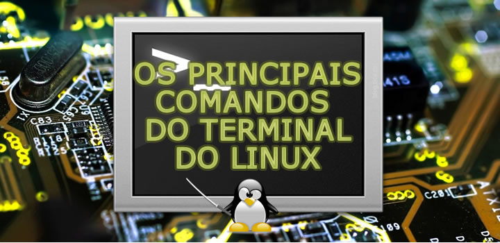 COMANDOS DO LINUX