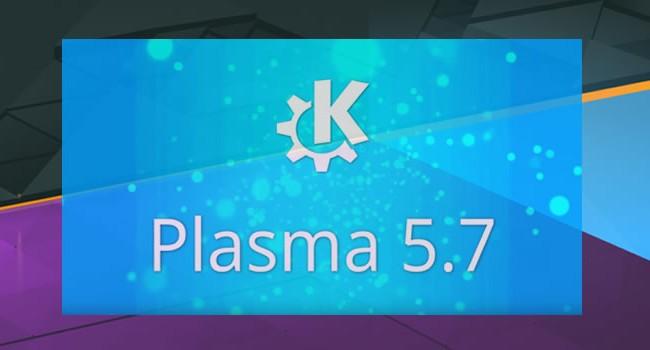 Lançado o novo KDE Plasma 5.7, veja quais são as melhorias, correções de bugs e as principais novidades dessa versão