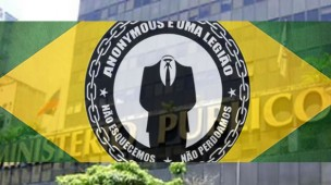 anonymous invade o ministerio publico