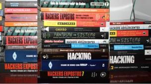 livros segurança de redes
