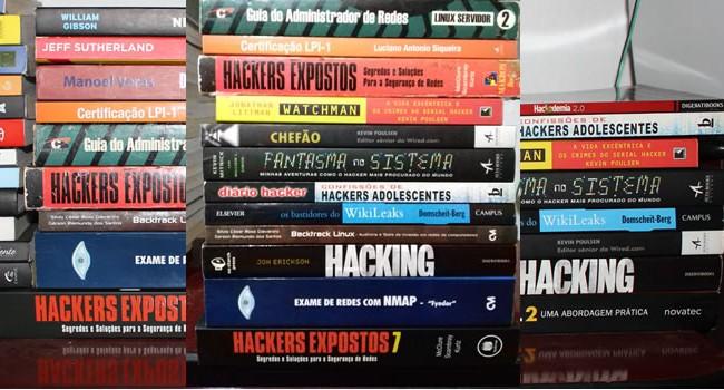 Os 10 melhores Livros sobre Segurança de Redes, Hackers, Crackers e Crimes Cibernéticos