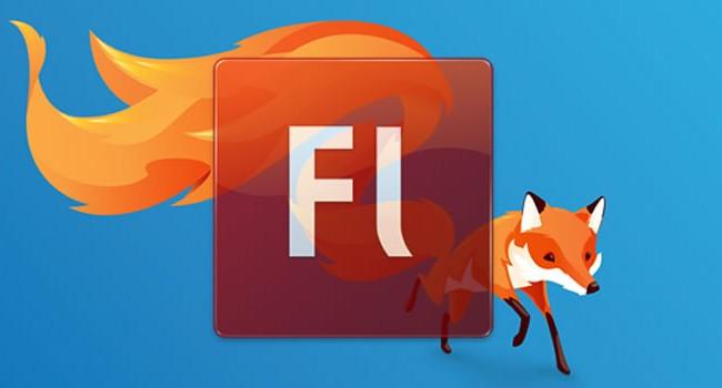 Mozilla remove suporte ao Flash no Firefox