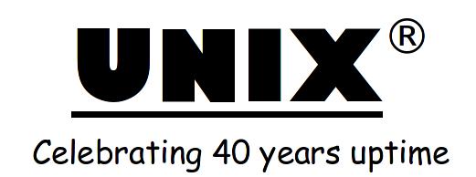 unix 40 anos
