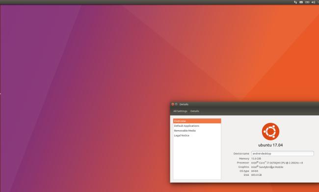Como atualizar o Ubuntu para a versão 17.04