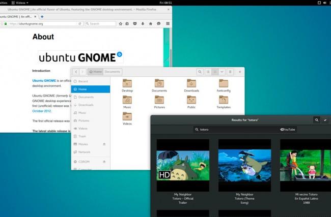 Ubuntu Gnome deixará de existir e será fundido ao Ubuntu