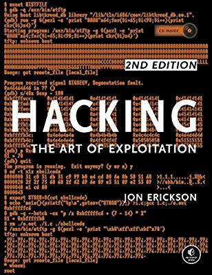 Livro Hacking: The Art of Exploitation do Jon Erickson