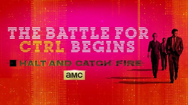 Recomendação de série sobre TI(Halt and Catch Fire)